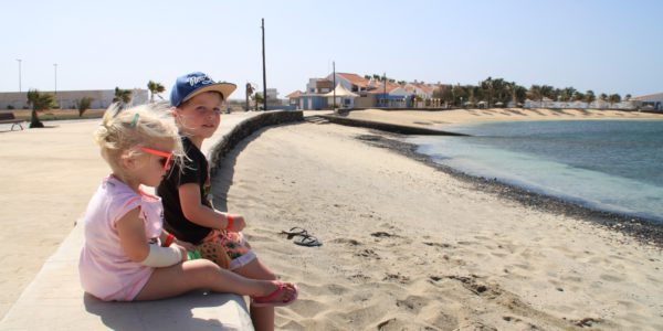 Kids Love Travel: Holiday in Cape Verde