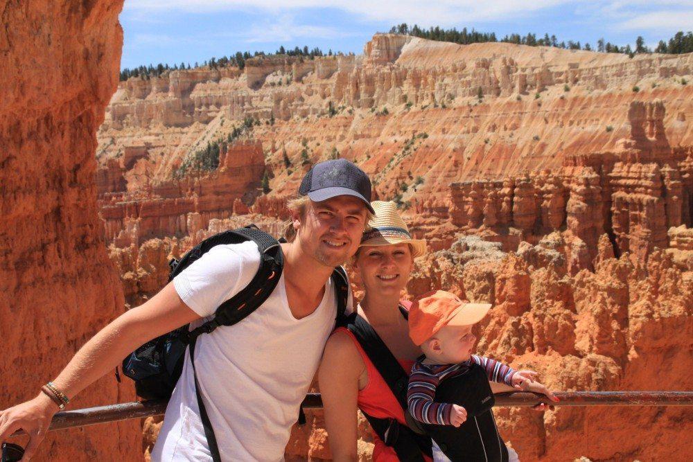 Kids Love Travel: vliegen met een baby