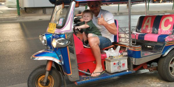 Kids Love Travel: transportation with kids
