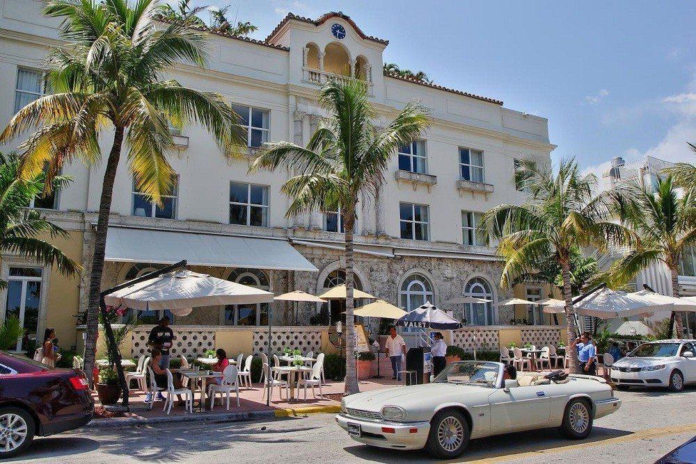 Florida met kinderen: Ocean Drive Miami, Verenigde Staten