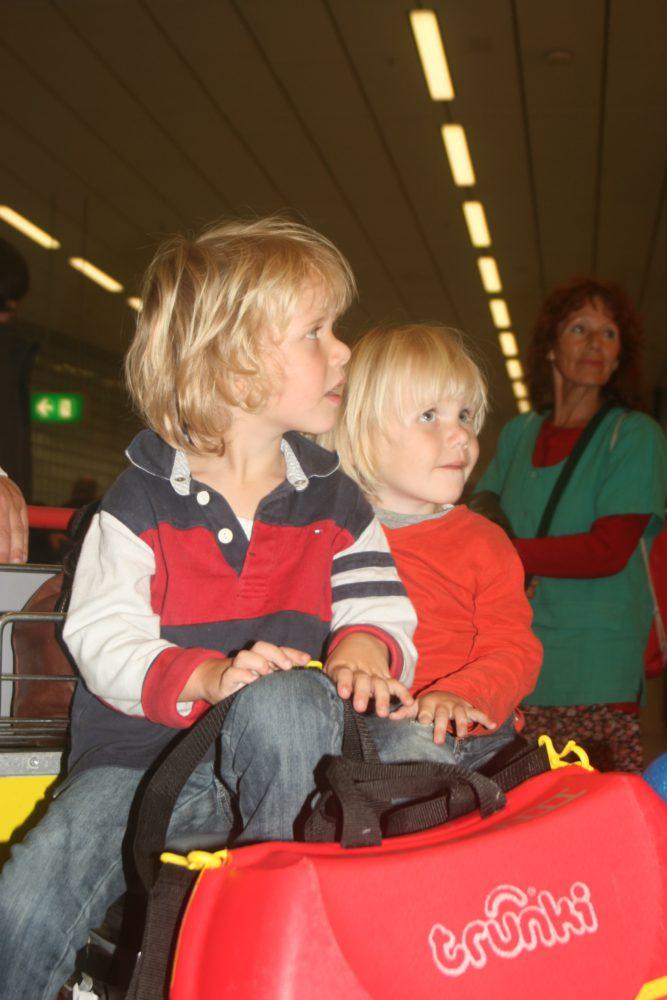 Nieuw Zeeland met kinderen: klaar voor de terugreis