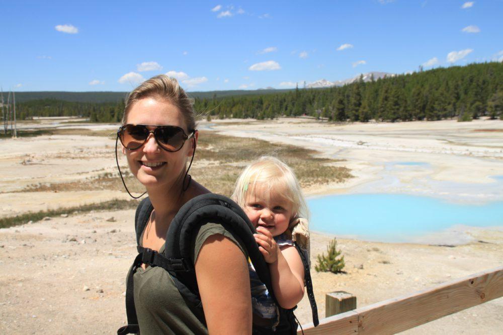 Kids Love Travel: draagzak tijdens de vakantie