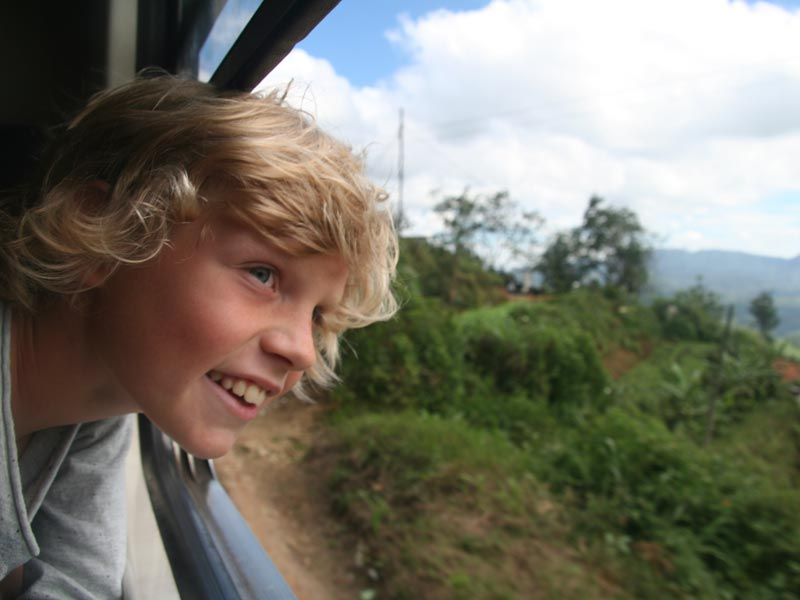 Kids Love Travel: Sri Lanka met kind