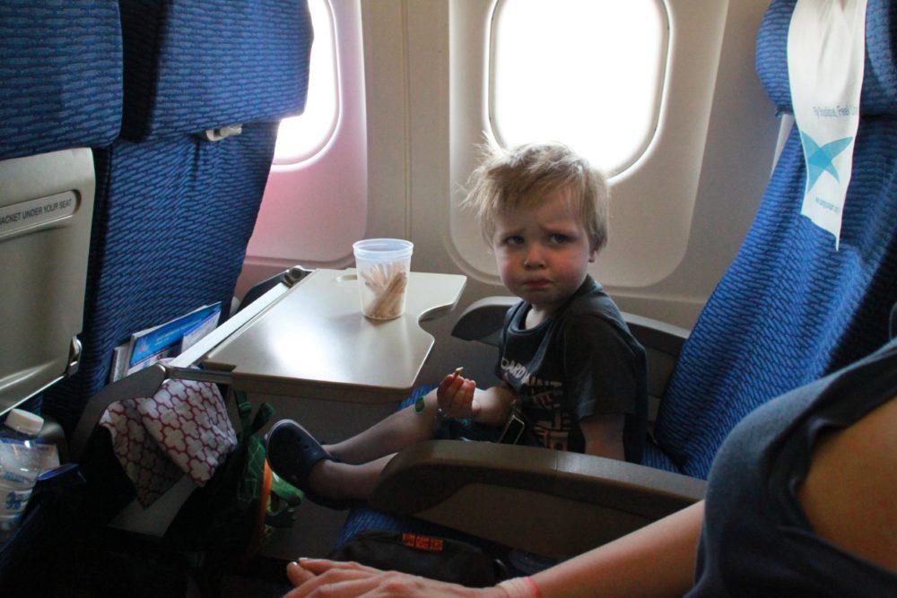 Kids Love Travel; TOP 5 Nightmares tijdens de gezinsvakantie.