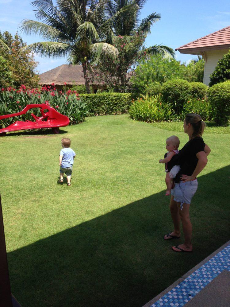 Kids Love Travel: draagzak gebruiken tijdens de vakantie