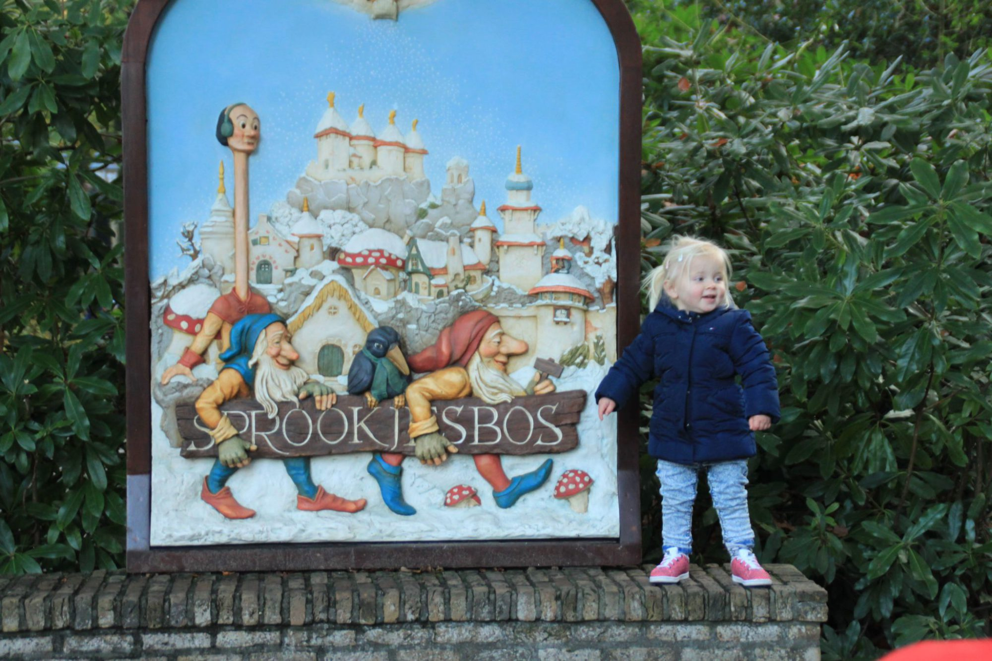 Kids Love Travel: Efteling Bosrijk