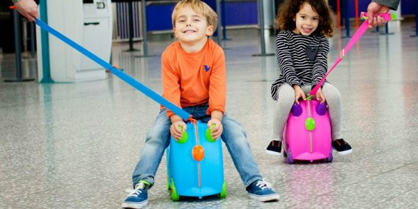 Kids Love Travel: Travel Gadget Tuesday, Trunki