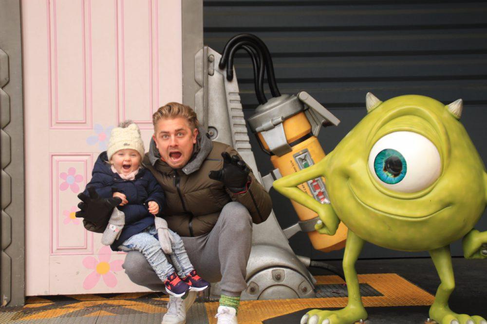 Kids Love Travel: Disneyland with kids