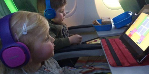 Travel gadgets voor reizen met kleine kinderen