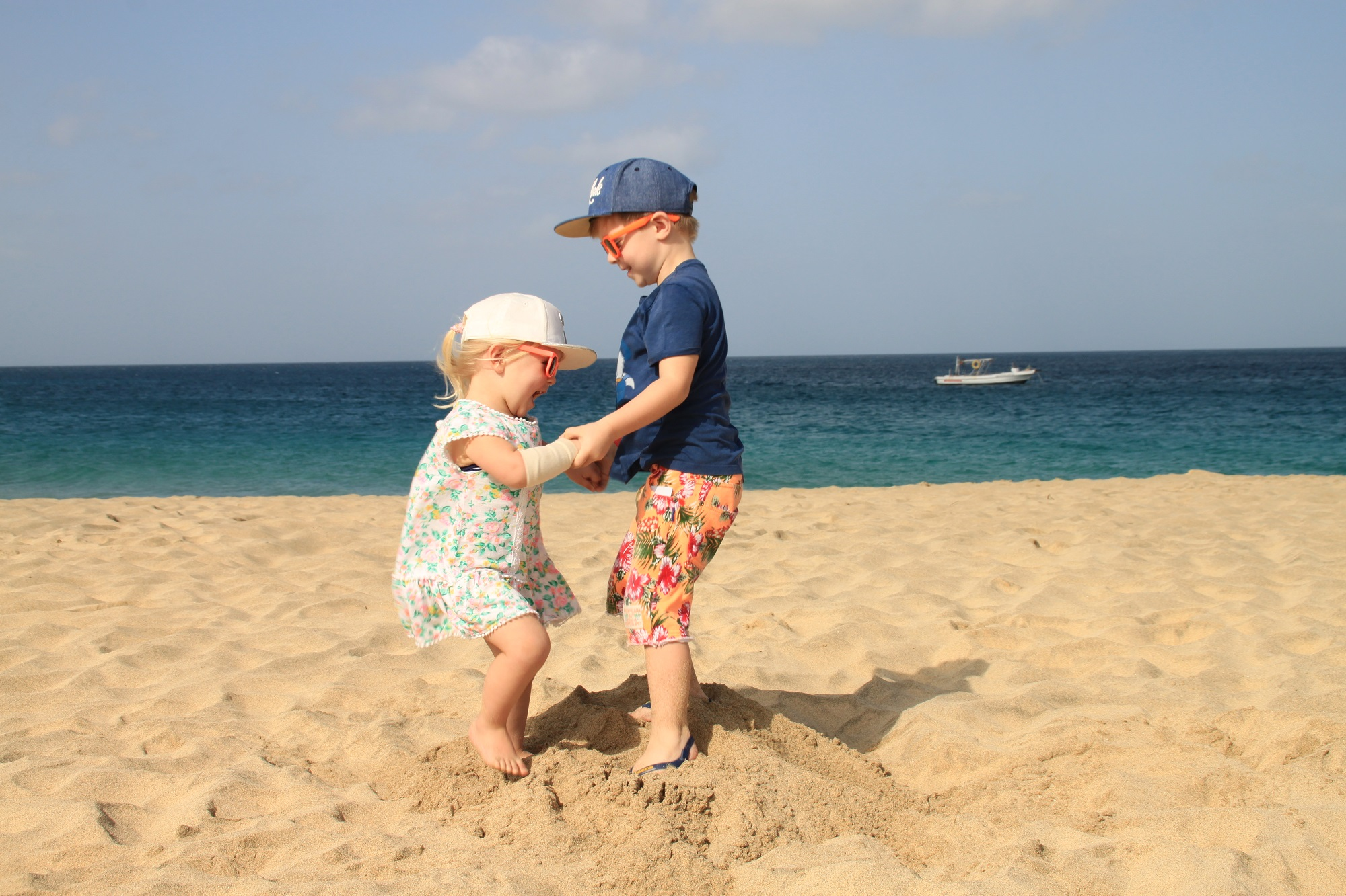 Kids Love Travel:Cape Verde with kids