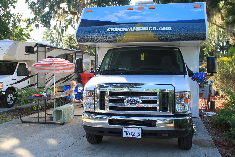 Kids Love Travel: rondreis met kinderen camper