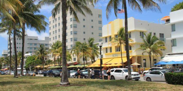 camper rondreis door Florida