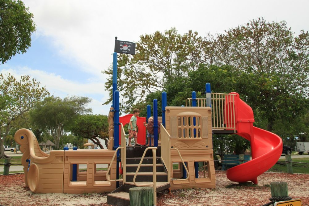 Kids Love Travel: child friendly campgrounds Florida