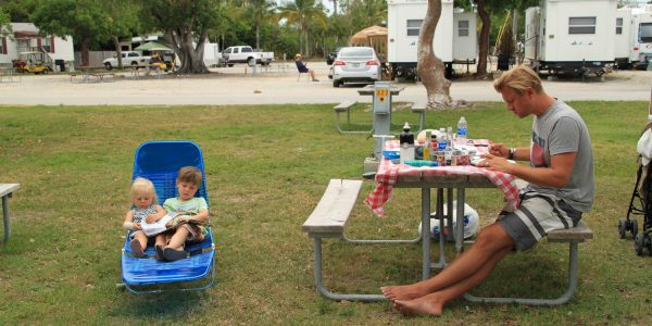 Kids Love Travel: child friendly campgrounds in Florida