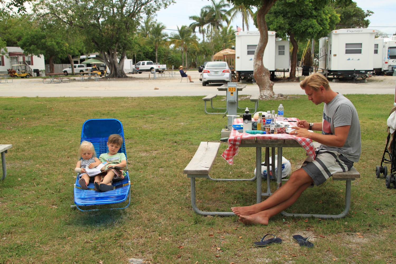 Kids Love Travel: Camper