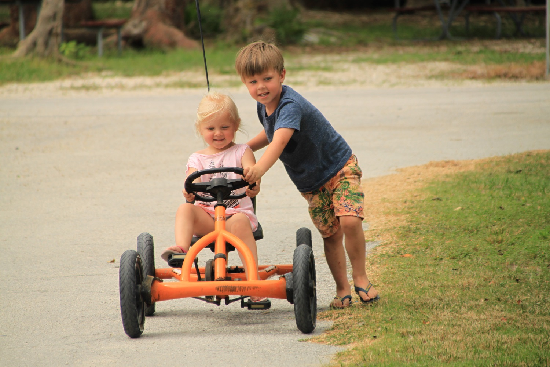 Kids Love Travel: Camper
