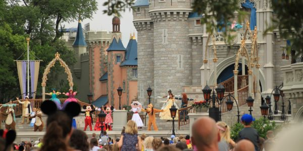 Kids Love Travel: Disney World Orlando