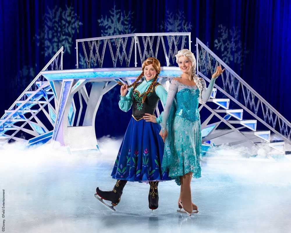 Kids Love Travel: Disney on Ice