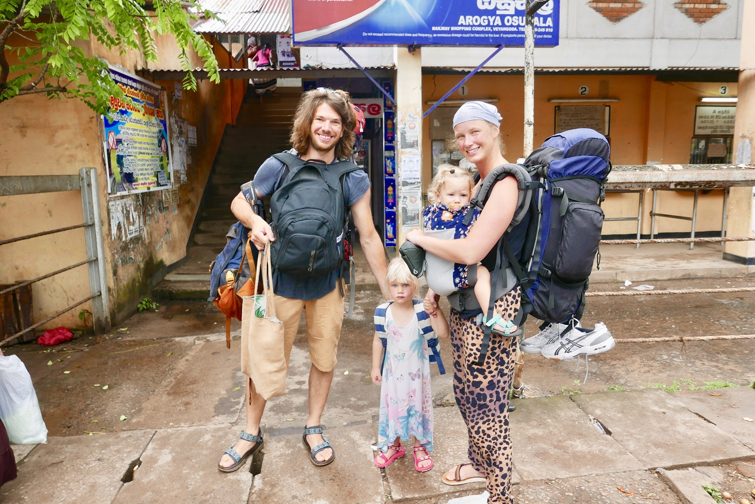 Kids Love Travel: world trip with young kids