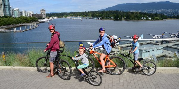 Kids Love Travel: Kids Love Travel: family friendly bike tours