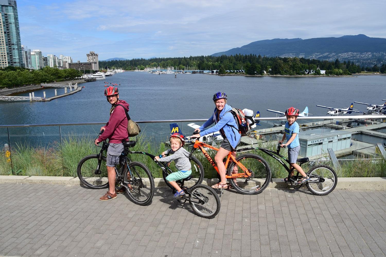 Kids Love Travel: Kids Love Travel: family friendly bike tours