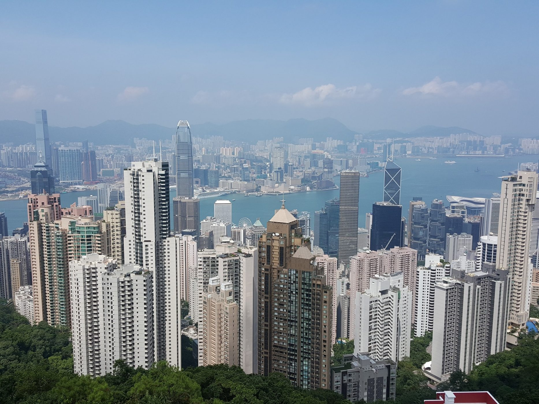 Kids Love Travel: Hong Kong