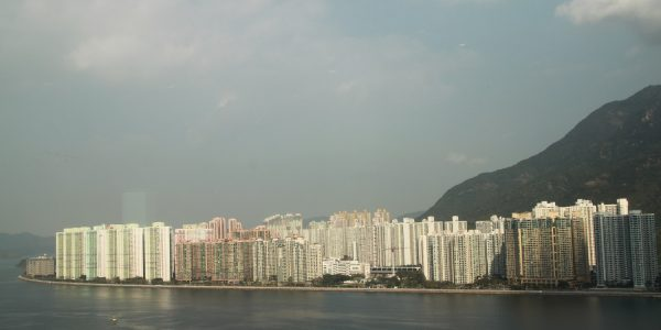 stedentrip in Hong Kong