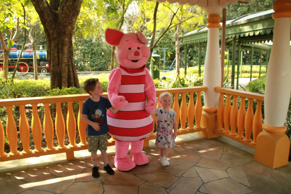 Kids Love Travel: Disneyland Hong Kong with kids