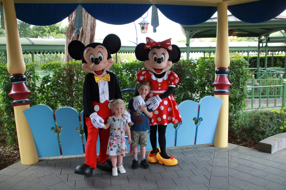 Kids Love Travel: Disneyland Hong Kong met kinderen