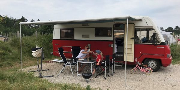 Kids Love Travel: test-camping a weekend