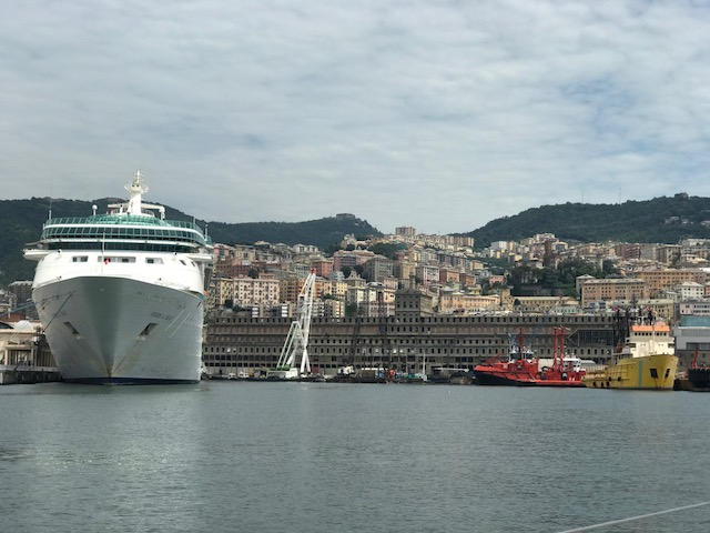 Highlights in Genoa