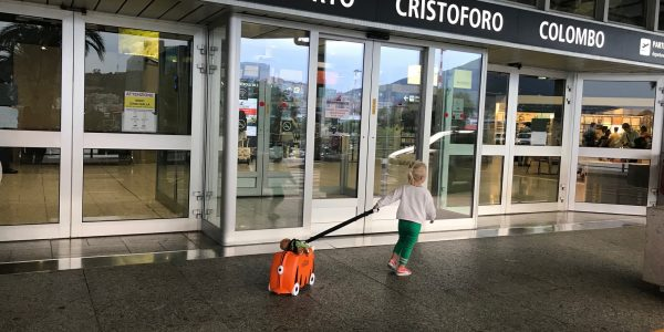 Kids Love Travel: travelling solo with a toddler