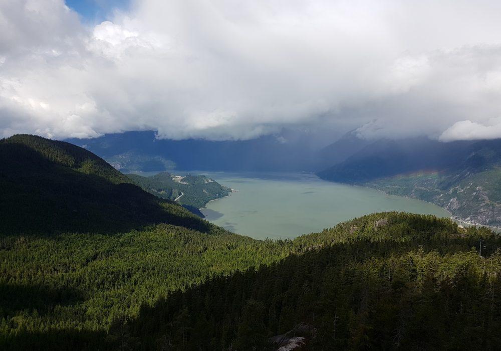Camperreis door West-Canada