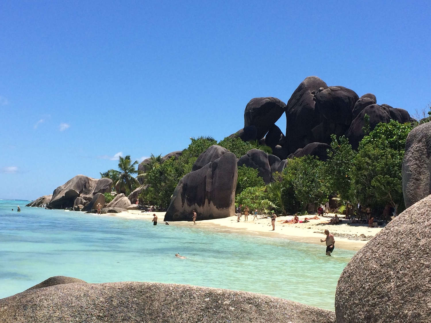 Seychelles with kids