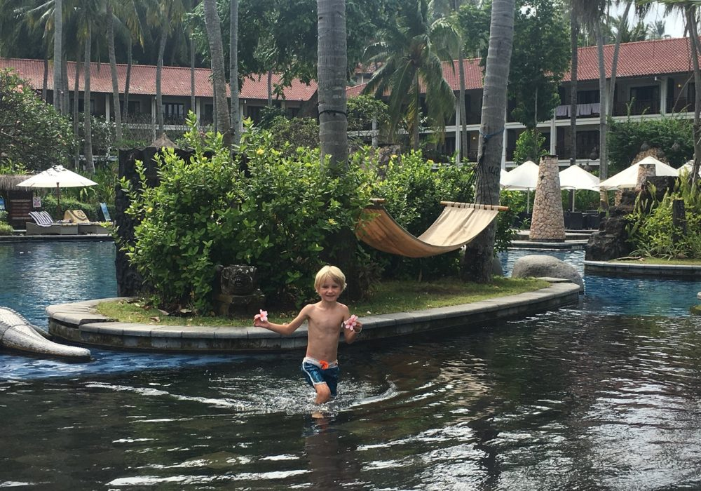 Kids Love Travel: Lombok with kids