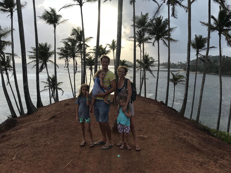 Route voor een rondreis door Sri Lanka