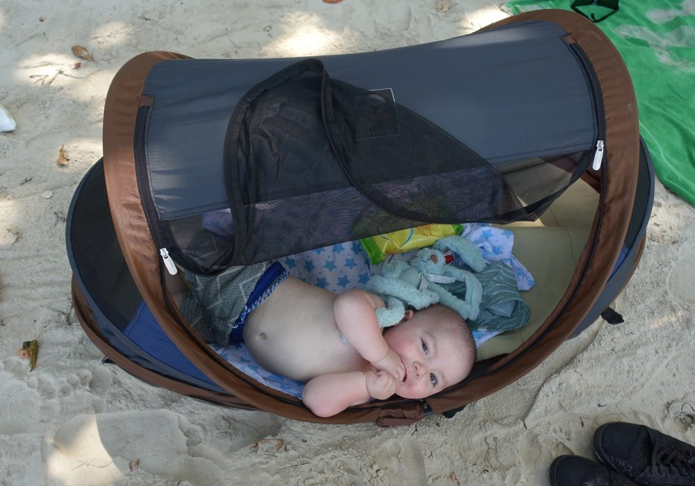 Kids Love Travel: Thailand met een baby