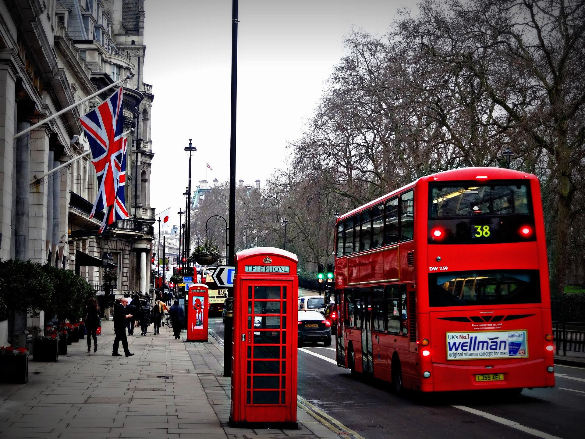 Londen met kinderen