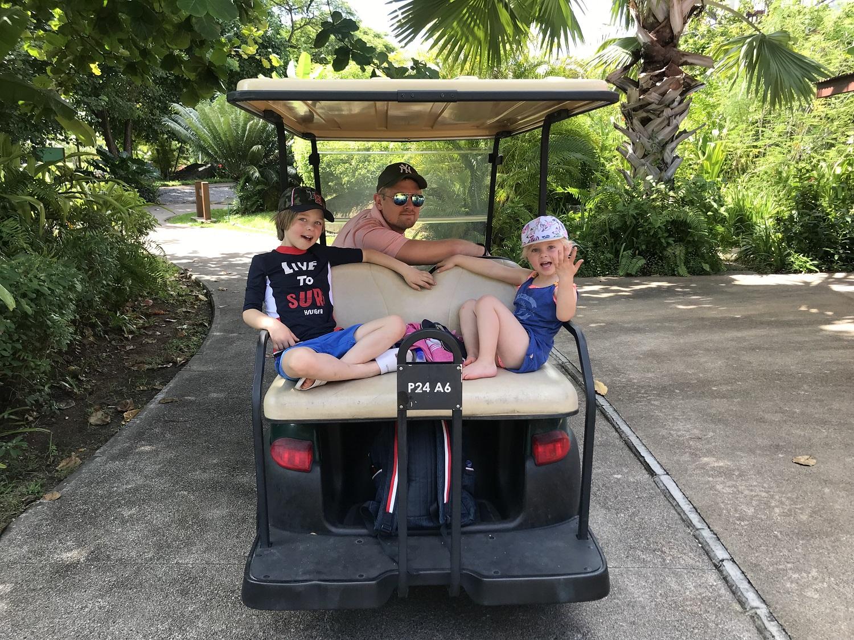 Kids Love Travel kosten van een vakantie naar de Seychellen