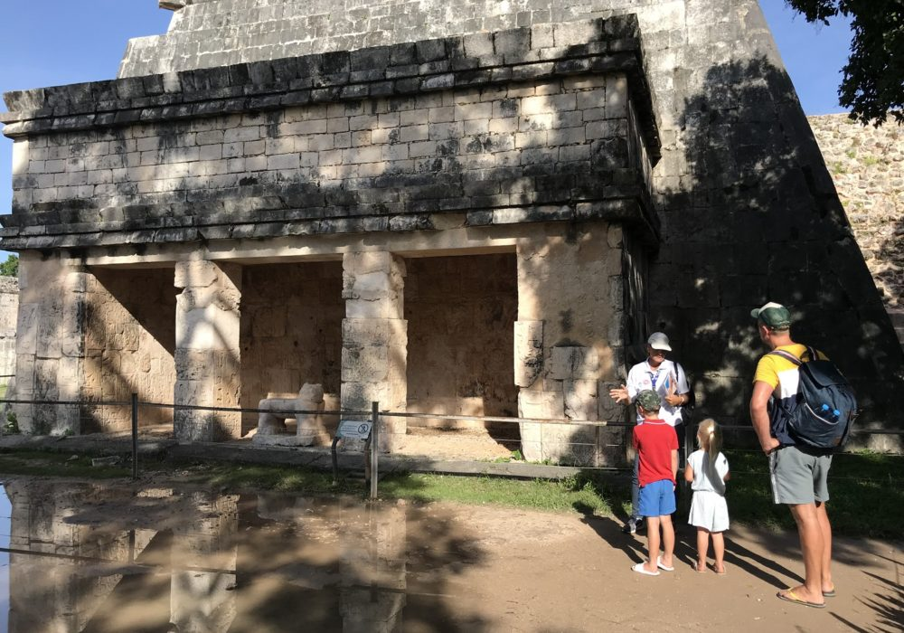 Kids Love Travel: Yucatan en kinderen