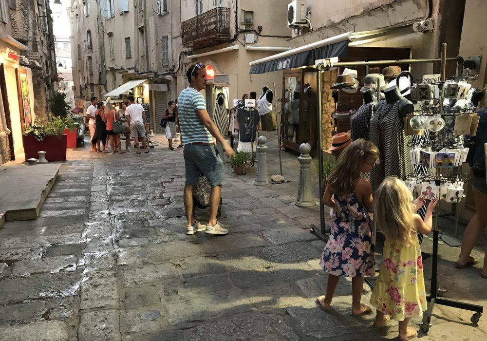 Corsica met kinderen