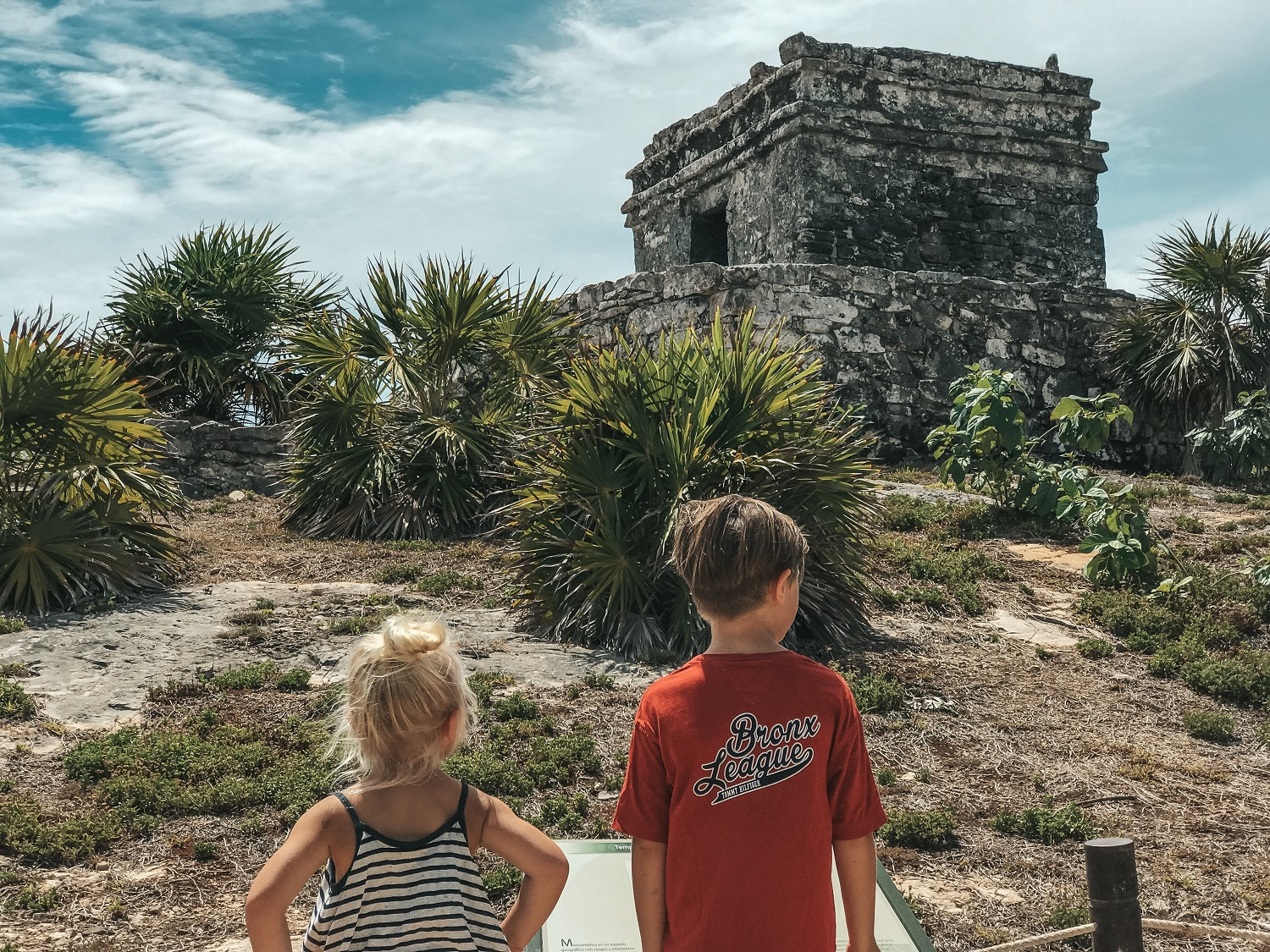 Kids Love Travel: holiday in Mexico
