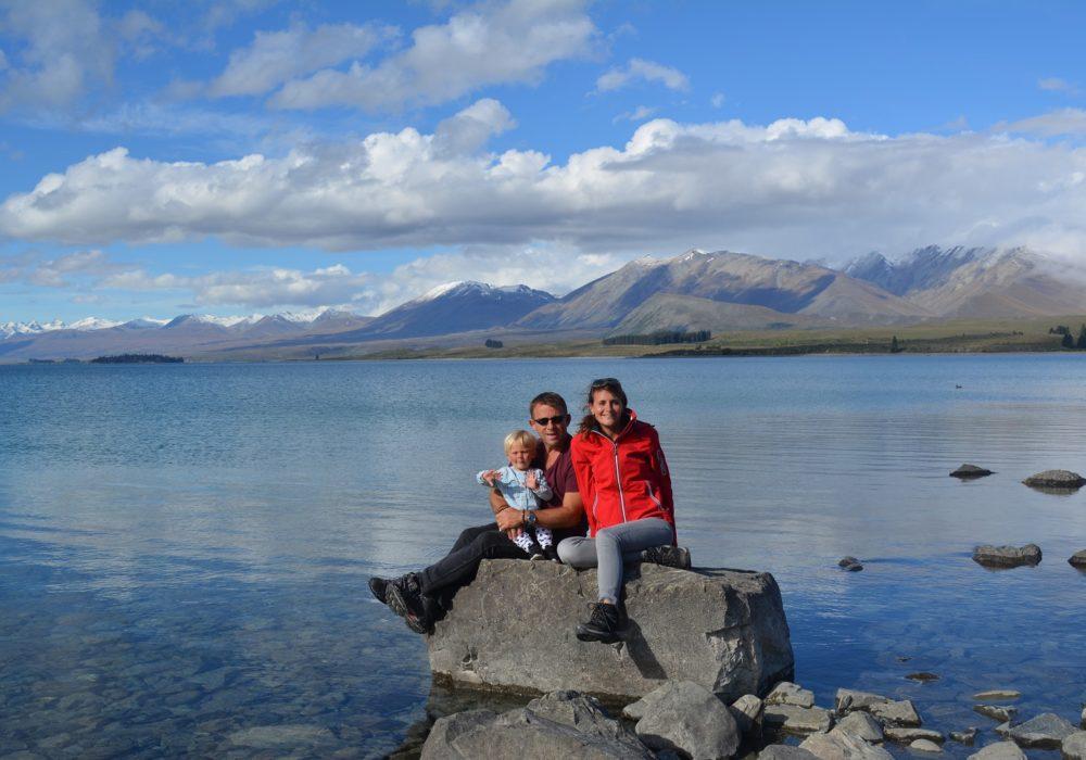 Kids Love Trave: 7 weken rondreizen door Nieuw Zeeland
