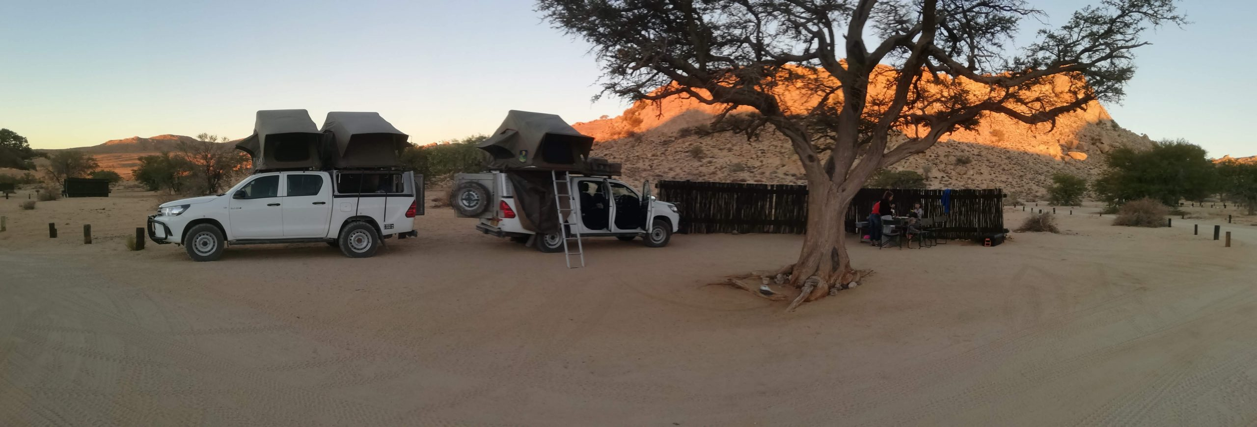 Kids Love Travel: 4x4 through Namibia