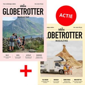 Kids Love Travel: Kleine Globetrotter Magazine