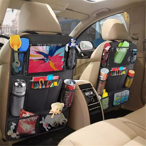 Kids Love Travel: autostoel organizers