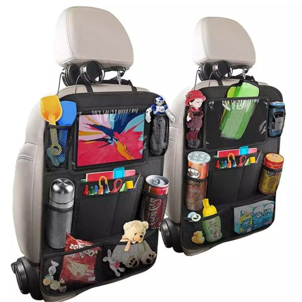 Kids Love Travel: autostoel organizer