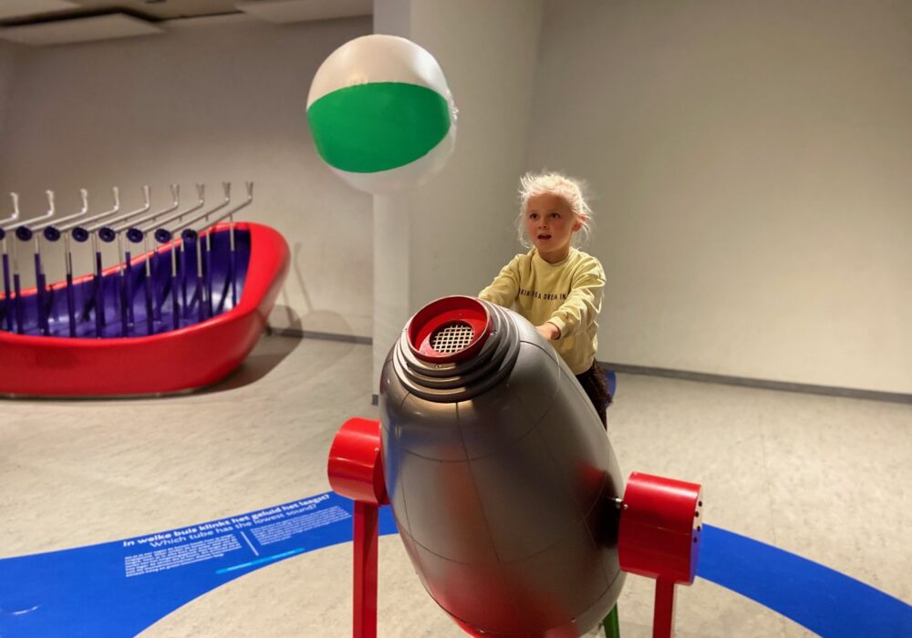 Kids Love Travel: NEMO met kleine kinderen