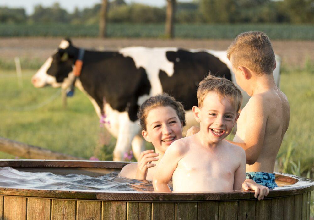 Kids Love Travel: Logeren bij de boer