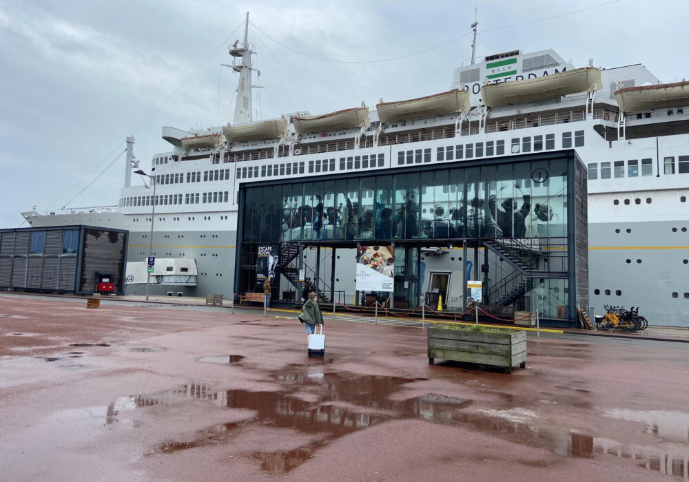 Kids Love Travel: review ss Rotterdam
